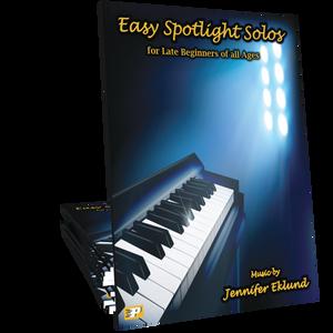 Easy Spotlight Solos Songbook