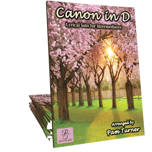 Canon in D Arranged by Pam Turner