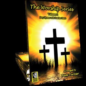 The Worship Series, Volume 2 - Arrangements by Pam Turner