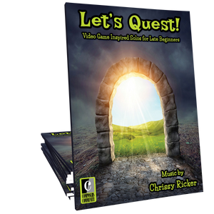 Let's Quest! - Songbook by Chrissy Ricker