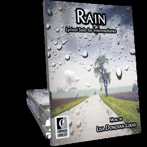Rain by Lisa Donovan Lukas