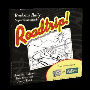 Roadtrip!® Rockstar Rally: Super Soundtrack (Vocals & Play-along tracks)
