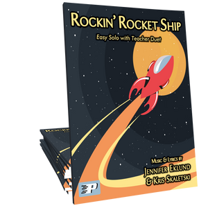 Rockin' Rocket Ship (from Roadtrip: Space Odyssey)
