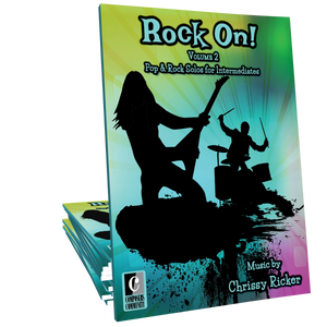 Rock On! Volume 2 - Music by Chrissy Ricker