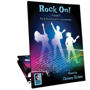 Rock On! Volume 3 Songbook