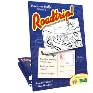 Roadtrip!® Rockstar Rally Volume 2