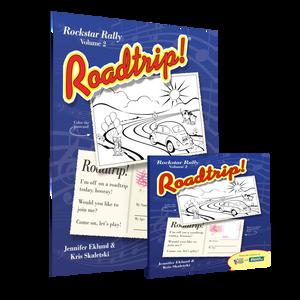 Roadtrip!® Rockstar Rally Volume 2 Student Essentials