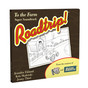 Roadtrip!™ To the Farm: Super Soundtrack (Vocals & Play-along tracks)