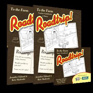 Roadtrip!™ To the Farm Teacher Super Pack