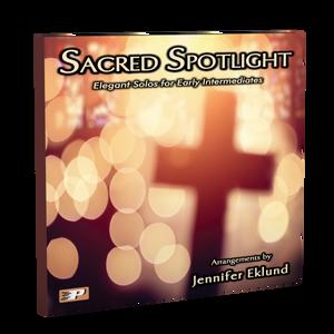 Recordings: Sacred Spotlight (Digital Single User: Mp3 Files)