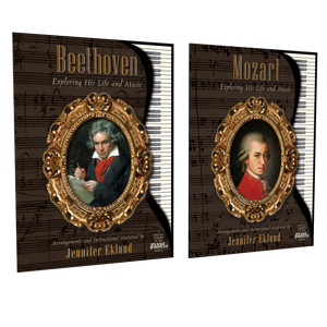 Composer Books Combo Pack **DEAL OF THE WEEK - Save 40%!**