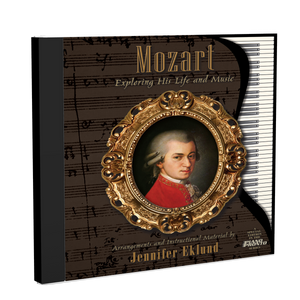 Recordings: Mozart, Exploring his Life & Music (Digital Download - Mp3s)