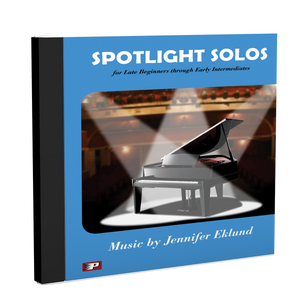 Recordings: Spotlight Solos Volume 1 (Digital Single User: Mp3 Files)