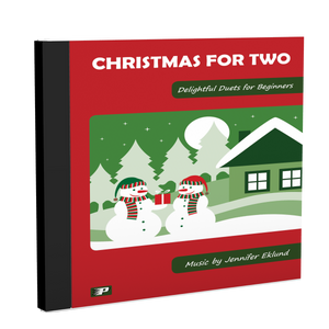 Recordings: Christmas for Two (Digital Single User: Mp3 Files)