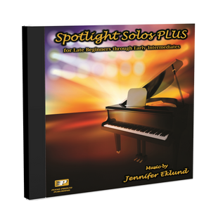 Recordings: Spotlight Solos PLUS (Digital Single User: Mp3 Files)