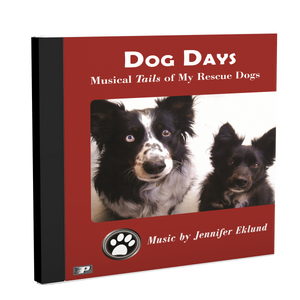 Recordings: Dog Days Suite for Piano (Digital Download - Mp3s)