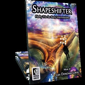 Shapeshifter - Trio by Lisa Donovan Lukas