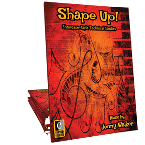 Shape Up! - Songbook by Jenny Walker