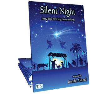 Silent Night - Lyrical Jazz Solo