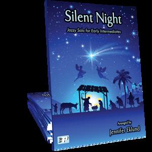 Silent Night - Lyrical Jazz Solo