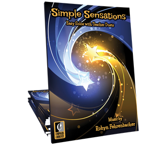Simple Sensations - Songbook by Robyn Fehrenbacher