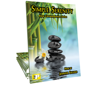 Simple Serenity **NOW IN HARDCOPY**