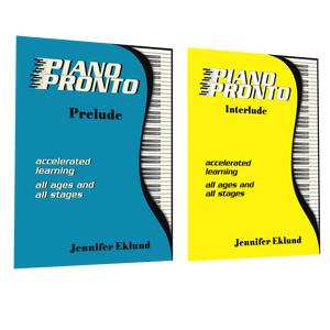 Piano Pronto® Simple Starter Pack