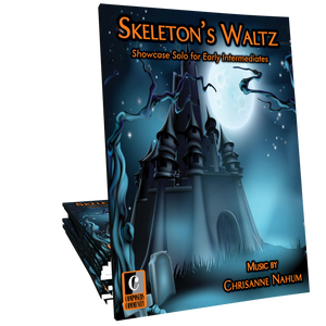 Skeleton's Waltz by Chrisanne Nahum