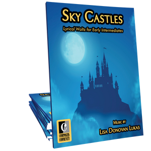 Sky Castles - Music by Lisa Donovan Lukas