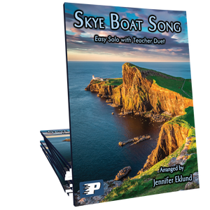 Skye Boat Song (Mixed Level Duet)