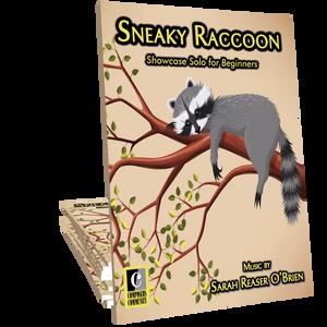 Sneaky Raccoon - Music by Sarah Reaser O'Brien