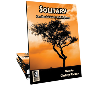 Solitary - One-Handed Solo by Chrissy Ricker