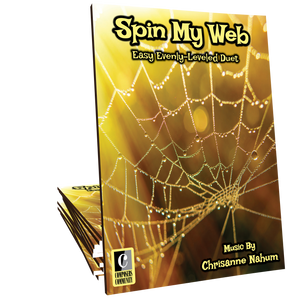 Spin My Web - Duet by Chrisanne Nahum