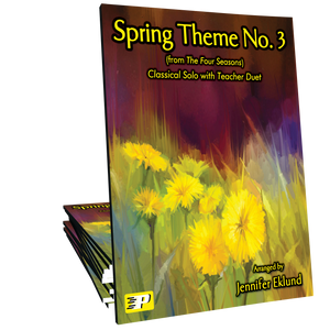 Spring Theme No. 3 (with teacher duet)