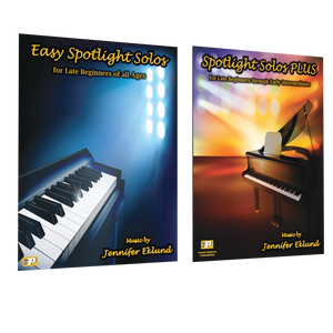 Spotlight Solos Starter Pack