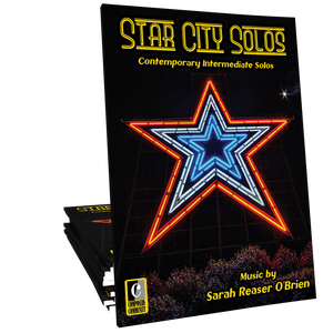 Star City Solos - Music by Sarah Reaser O'Brien