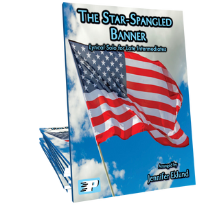 The Star-Spangled Banner (Late Intermediate Piano)