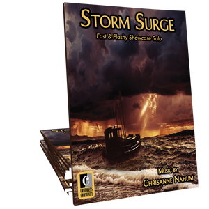 Storm Surge by Chrisanne Nahum