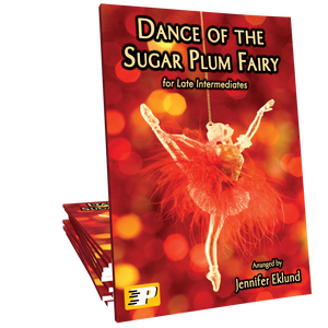 Dance of the Sugar Plum Fairy (Late Intermediate)