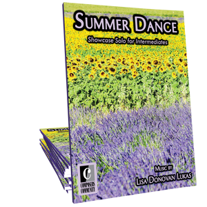 Summer Dance by Lisa Donovan Lukas