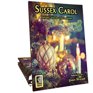 Sussex Carol - Arranged by Jenny Walker