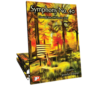 Symphony No. 40 (with teacher duet)