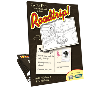 Roadtrip!™ To the Farm: Teacher Guidebook & Duets