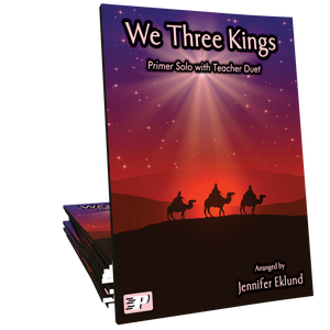 "We Three Kings (from ""First Christmas Solos"")"