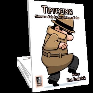Tiptoeing
