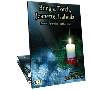 """Bring a Torch, Jeaneatte, Isabella (from """"First Christmas Solos"""")"""