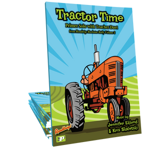 Tractor Time (from Roadtrip®: Rockstar Rally Vol. 2)