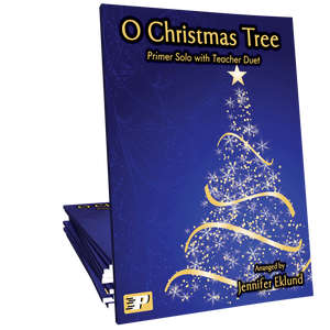 """O Christmas Tree (from """"First Christmas Solos"""")"""