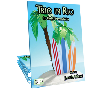 Trio in Rio **FRIDAY FREEBIE**