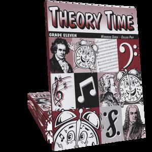Theory Time®: Grade Eleven Workbook